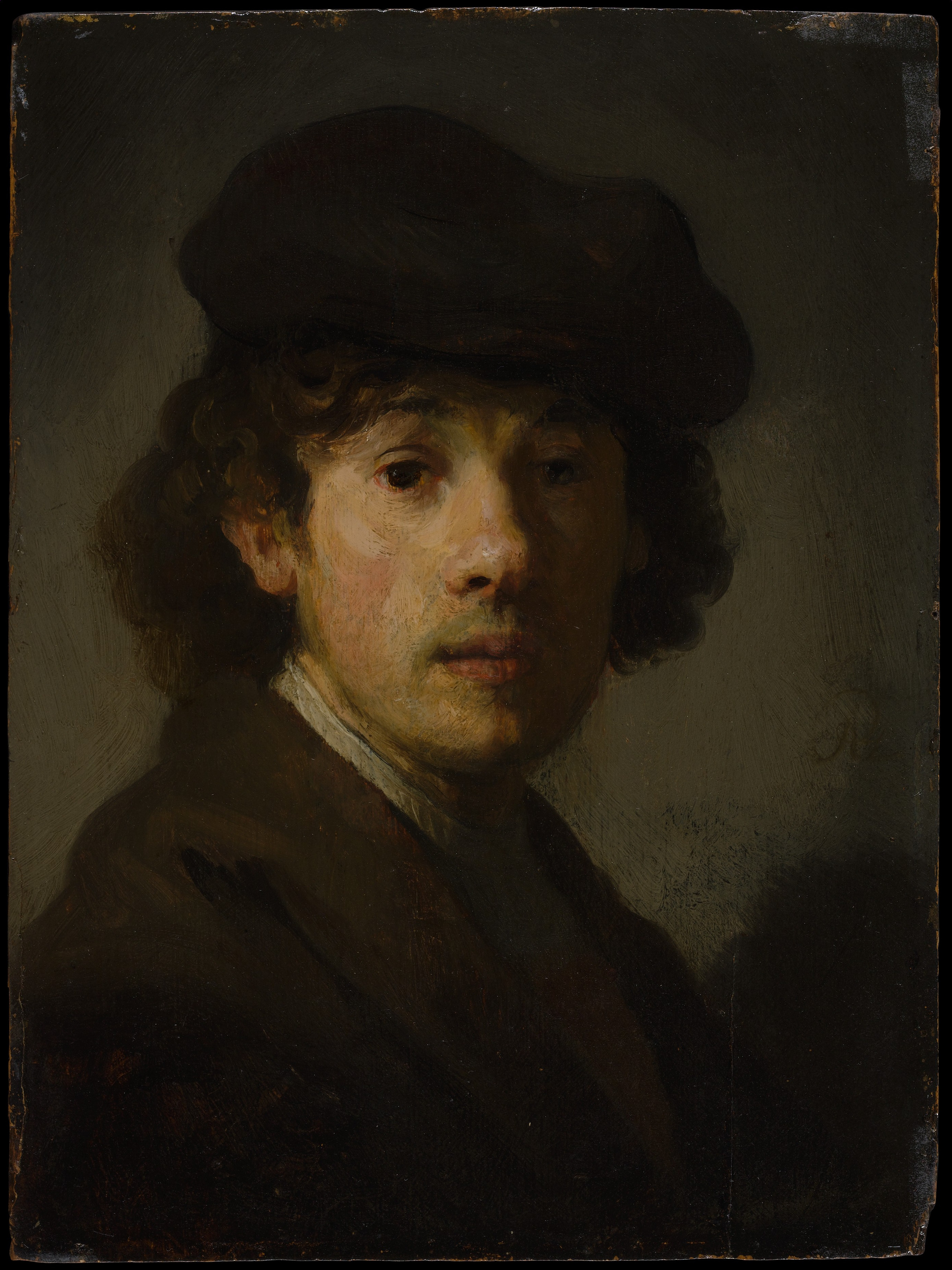 style of rembrandt
