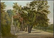 Entrance to the Giardino del Lago, Villa Borghese, Rome