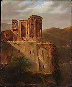 The Temple of Vesta, Tivoli