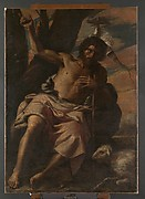 Saint John the Baptist Preaching