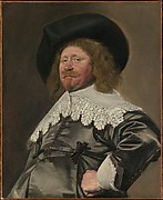 Portrait of a Man, Possibly Nicolaes Pietersz Duyst van Voorhout (born about 1600, died 1650)