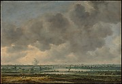 View of Haarlem and the Haarlemmer Meer