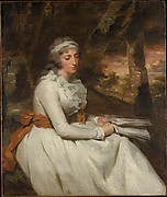 Mrs. Richard Alexander Oswald (Louisa Johnston, ?born about 1760, died 1797)