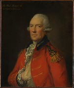 Lieutenant Colonel Paul Pechell (17241800)