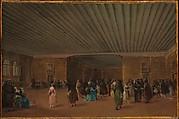 The Ridotto Pubblico at Palazzo Dandolo