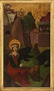Saint Agapitus of Praeneste in the Arena; (interior) The Beheading of Saint Agapitus of Praeneste