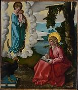 Saint John on Patmos