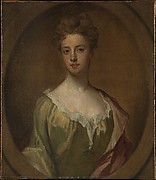 Lady Mary Berkeley, Wife of Thomas Chambers