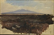 Catania and Mount Etna