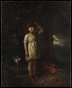 A Boy with a CatMorning