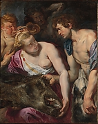 Atalanta and Meleager
