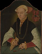 Portrait of a Woman of the Slosgin Family of Cologne