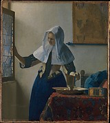 Young Woman with a Water Pitcher