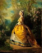 The Empress Eugénie (Eugénie de Montijo, 1826–1920, Condesa de Teba)