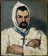 Antoine Dominique Sauveur Aubert (born 1817), the Artist's Uncle, as a Monk