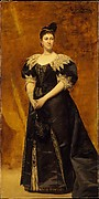 Mrs. William Astor (Caroline Webster Schermerhorn, 18311908)