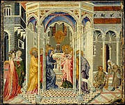 The Presentation of Christ in the Temple