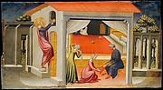 Saint Nicholas Providing Dowries