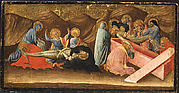 The Lamentation and the Entombment