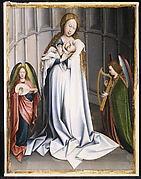 Virgin and Child in an Apse