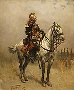 A Cavalryman