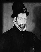Portrait of a Man with a High Hat