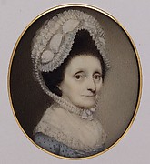 Mrs. Peter De Lancey (Elizabeth Colden, 1720–1784)
