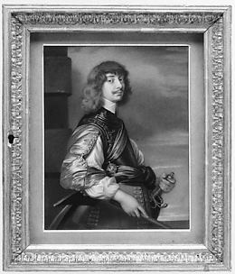 Algernon Percy (1602–1668), Tenth Earl of Northumberland, after Van Dyck