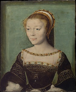 Anne de Pisseleu (15081576), Duchesse d&#39;tampes