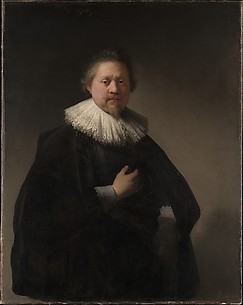 Portrait of a Man, probably a Member of the Van Beresteyn Family