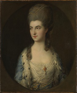 Portrait of a Young Woman, Called Miss Sparrow