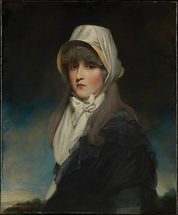 Mrs. George Horsley (Charlotte Mary Talbot, died 1828)