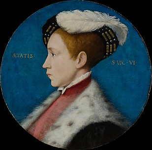 Edward VI (1537–1553), When Duke of Cornwall