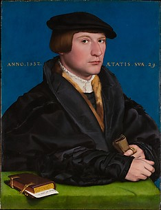 Portrait of a Member of the Wedigh Family, Probably Hermann Wedigh (died 1560)