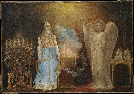 The Angel Appearing to Zacharias
