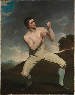 Richard Humphreys, the Boxer