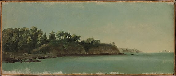 The Banks of the Rance, Brittany
