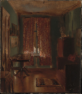 The Artist's Sitting Room in Ritterstrasse