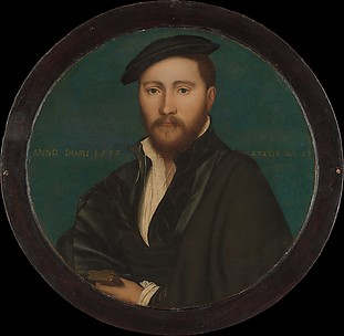 Portrait of a Man (Sir Ralph Sadler?)