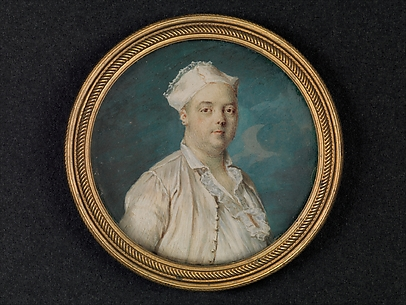Pierre Louis Dubus (1721–1799), Called Préville, of the Comédie-Française