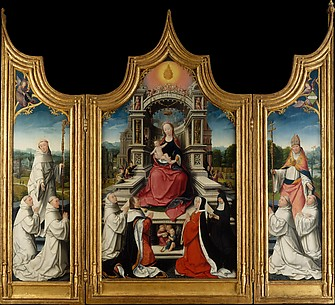 The Le Cellier Altarpiece