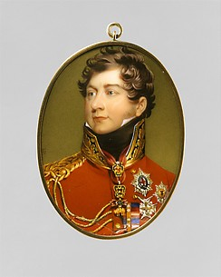 George IV (1762–1830) as Prince Regent, after Lawrence