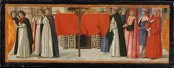 The Burial of Saint Zenobius