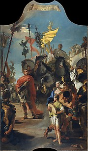 The Triumph of Marius