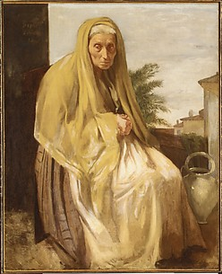 The Old Italian Woman