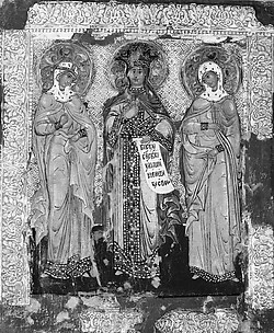 Three Female Saints