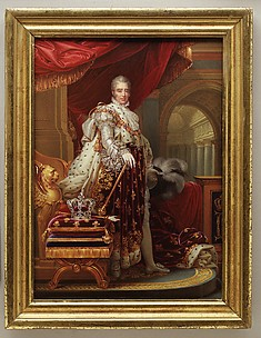 Charles X (1757–1836), King of France, after Gérard