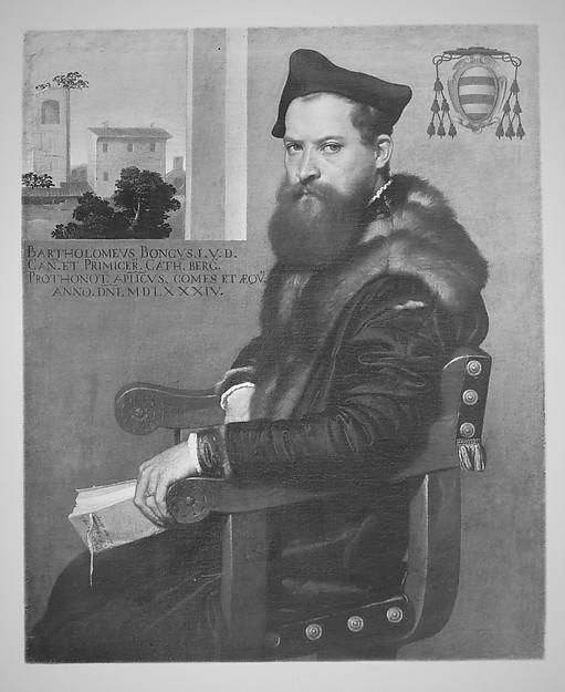Bartolommeo Bonghi (died 1584)
