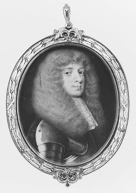 Portrait of a Man, Said to Be John Cecil (1628–1678), Fourth Earl of Exeter