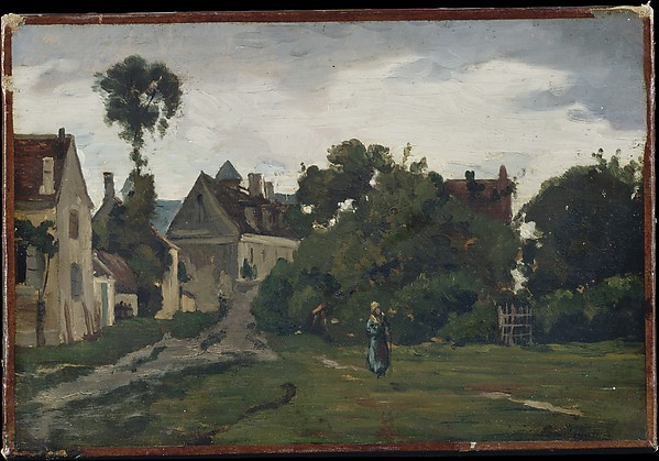 View at Auvers-sur-Oise